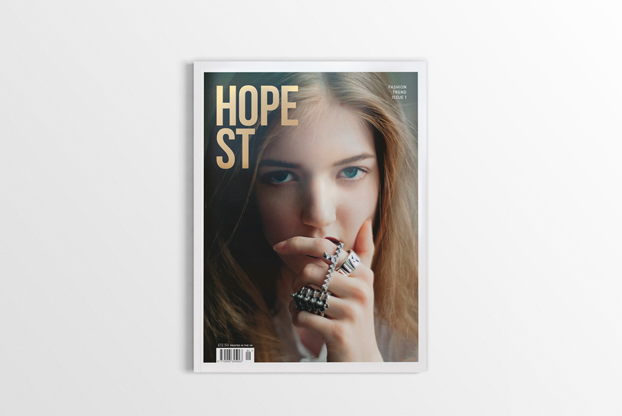 HOPE ST Magazine image